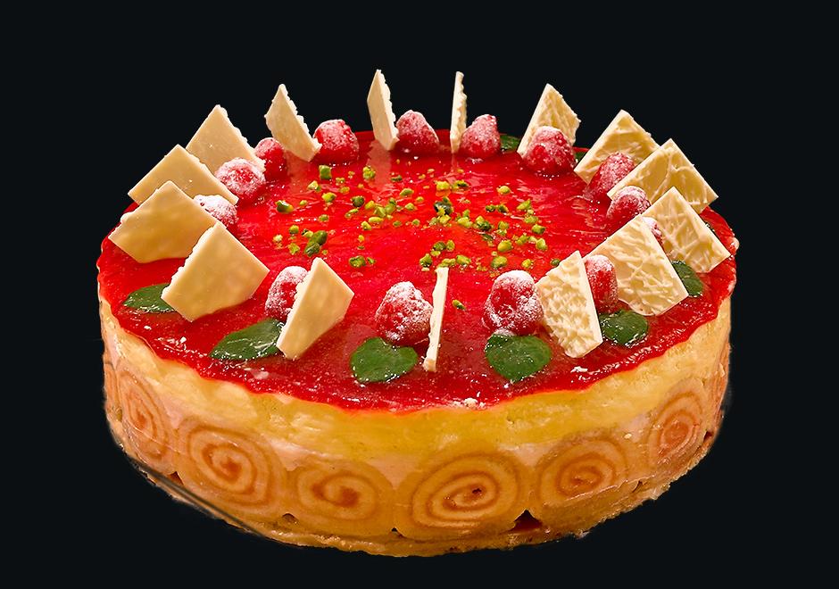 Kuchen essen in glatt
